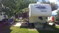 2005 Northshore Fifth-Wheel