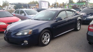 2008 Pontiac Grand Prix SE Sedan