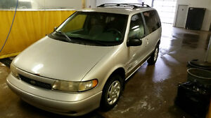 1996 Nissan Quest XE Other