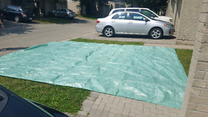 Larger tarp for sale