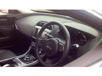 2017 Jaguar XE 2.0d (180) Portfolio AWD Low M Automatic Diesel Saloon