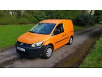 Volkswagen Caddy 1.6 TDi 102PS BlueMotion Tech C20 62 REG 94K DIRECT RAC
