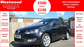 Volkswagen Polo 1.2 ( 60ps ) 2014MY Match Edition
