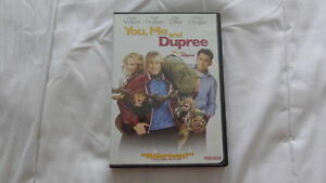 DVD  -  You, Me and Dupree