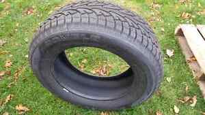 One new tire 21560r16 m&s