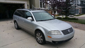 2005 Volkswagen Passat Wagon TDI - ALL RECORDS AVAILABLE