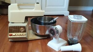 Vintage Oster Kitchen Center