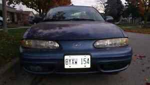 1999 Oldsmobile Alero  Kitchener / Waterloo Kitchener Area image 7