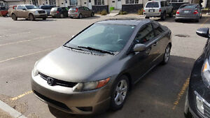 2006 Honda Civic Coupe (2 door) LOW KMS NO ACCIDENTS