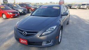 2011 Mazda Mazda6 GS Sport  Sedan