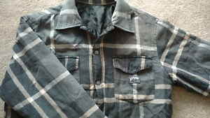 *GREAT CONDITION* Ripcurl Plaid Jacket