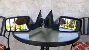 Set of mirrors for a 2009-2011 ford focus