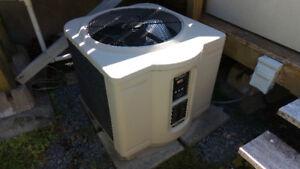 Pool Heater -Heat pump