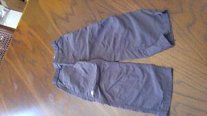Mountain Equipment Co-op quick dry pants