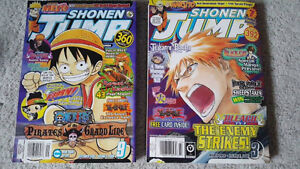 Shonen Jump Magazine Issues