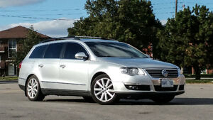 VW Passat Wagon 3.6L 4-Motion