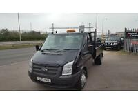 Ford Transit 2.2TDCi Single cab tipper ( 100PS ) ( EU5 ) ( RWD ) 350L LWB DRW