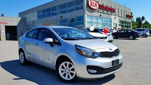 2013 Kia Rio LX+ | WARRANTY | HEATED SEATS |