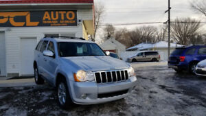 2010 Jeep Grand Cherokee Limited I  LEATHER I 8 Month WARRANTY