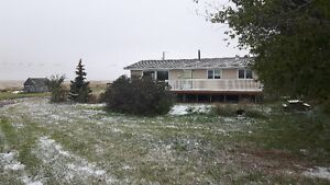 PRICE REDUCED ON BEAUTIFUL ACREAGE Moose Jaw Regina Area image 1