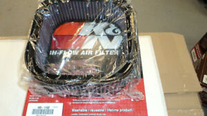 30% Off Sale! on K&N air filters for Harleys