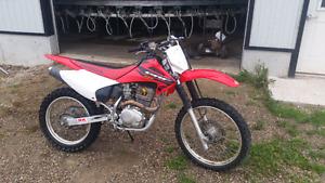 2004 Crf 230 f
