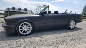 '88 BMW 325i cabrio (swap/trade)