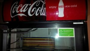 Single Door Coke Cooler