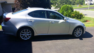 2012 Lexus IS IS250 AWD Sedan