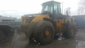 980 loader 450 case skid steer and sany 235 excavator for sale o