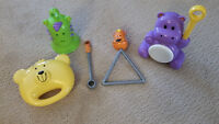 Intant/Toddler Musical Set