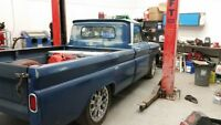 1960-1966 Chevy C10/Gmc pickup parts