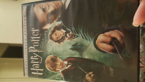 Harry Potter and the Order of the Phoenix DVD - full screen