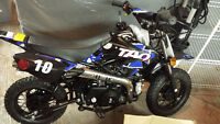 BRAND NEW 110CC DIRT BIKE Great for everybody ranging from kids