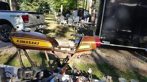 75 H1 500 widow maker parts