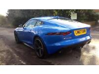 2018 Jaguar F-TYPE 3.0 Supercharged V6 R-Dynamic Automatic Petrol Coupe