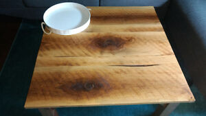 Solid wood coffee table A+ condition