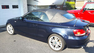 2009 BMW 1-Series 128I Cabriolet Sport Package