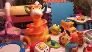 Fisher Price. Little tikes. play stool. Leap frog