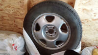 Winter tires for 07-2015 CRVs and 05-2010 Odysseys! 750 per set!