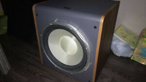 Acoustic Audio 15 inch home theater powered subwoofer