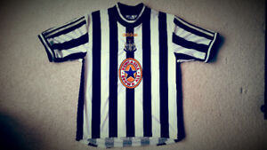 Vintage Adidas Worldcup Soccer Jersey's Large