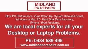 Midland Computer and Laptop Repairs Midland Swan Area Preview