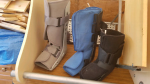 Medical boot/brace
