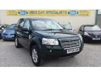 "2009 (59) "" 82,000 "" Land Rover Freelander 2 2.2 Td4 DIESEL 4X4 GS AUTOMATIC"