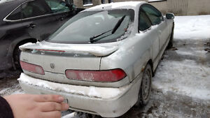 2000 Acura Integra GS Coupe (2 door)