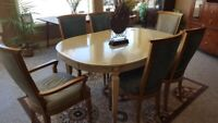 Dining Table and 6 Chairs Winnipeg Manitoba Preview