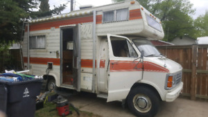 1979 dodge motor home 1200 today only