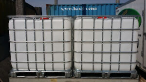 Drinking water tank ibc tote safe for cabin trailer camper etc