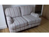 Immaculate and beautiful NEXT two seater settee.